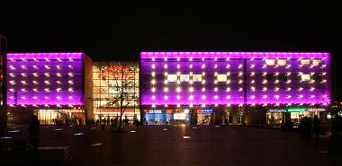 Instalacja światłowodowa dla Galerii Krakowskiej