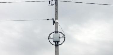 Instalacje napowietrzne dla radia Alfa